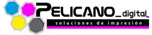 pelicano. Logo